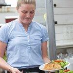 Service är något vi arbetar med varje dag, det är hos oss lika viktig som att maten ska smaka br