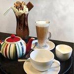 tea, coffee or milkshake....