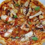 Pizza a'la Vestina