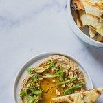 Boiled Peanut Hummus