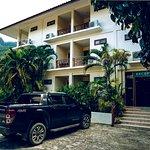 Paddy's Palms Resort Car Park