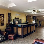 Paddy's Palms Resort Reception