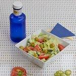 Green Salad, The Best water, Solan Cabra