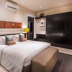 Rooftop Suite - Bedroom