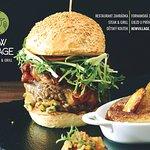 burger New village