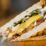 What a BRAT! You'll love our unique range of sandwiches