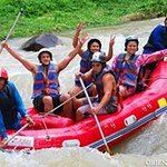 Phuket Travel Shop White Water Rafting Tour