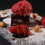 Dessert (Brownie)