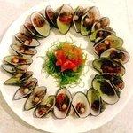 Shellfish Kerang