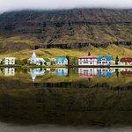 Seyðisfjörður town