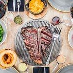 Steak feast