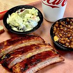 Rib Lunch special
