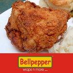 Bellpepper Fried Chicken