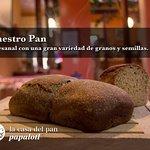 Nuestro pan es elaborado con el trigo orgánico de los Altos de Chiapas.