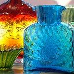 WV Blenko Glass