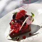 chocolat manjari et framboises