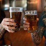 16 draft beers on tap!