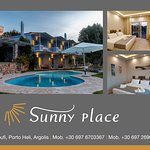 Sunny Place Porto Heli Logo