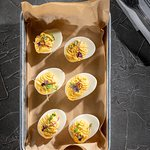 Candace's Deviled Eggs