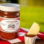 Shop our apple barn for a great variety of apple butter, preserves and other home made goodies.
