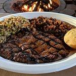 Handcut Chargrilled Ribeye Steak