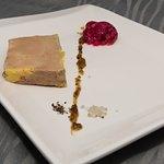 Foie Gras Maison accompagné de son chutney d'oignons