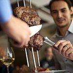 Beef Ancho, Rib Eye: Prime part of the rib eye, seasoned for flavor