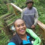 Spokesman for Nabalasere village will be guiding you through