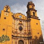 Iglesia y Ex-convento San Juan Bautista: La iglesia más tradicional de este Pueblo Mágico.