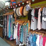 Lots of great summer clothing for men and women
