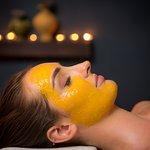 Fresh mango facial