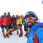 Group photo - Everest expedition spring - 2018