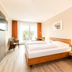Komfort Doppelzimmer Spreeseite