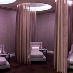 Separate male and female relaxation room