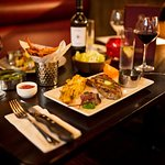 Few things come close to the joy of steak and chips – cooked simply with tender, loving care.