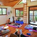 The studio of Byron Thai Massage School