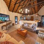 Newly refurbished lounge area