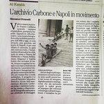 Mostra di Archivio Fotografico Riccardo Carbone disponibile fino al 10/09/18