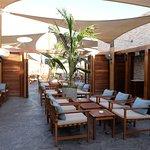 Fogo de Chao Outdoor Lounge