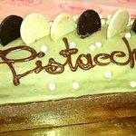 bauletto al pistacchio