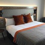 Gailes Hotel bedroom