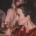 дегустация розового вина