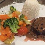 Filé Pepper Steak