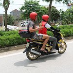 ninh binh motorbike tour