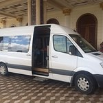 Family transfers with private minibus