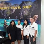 Meet the Phuket Travel Shop Team