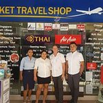 Phuket Travel Shop Team