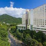 定山渓ビューホテル 外観写真