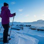 Snowshoing  (Foto: Bård Basberg)