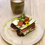 Matthew Kenney Classic: Heirloom Tomato Lasagna